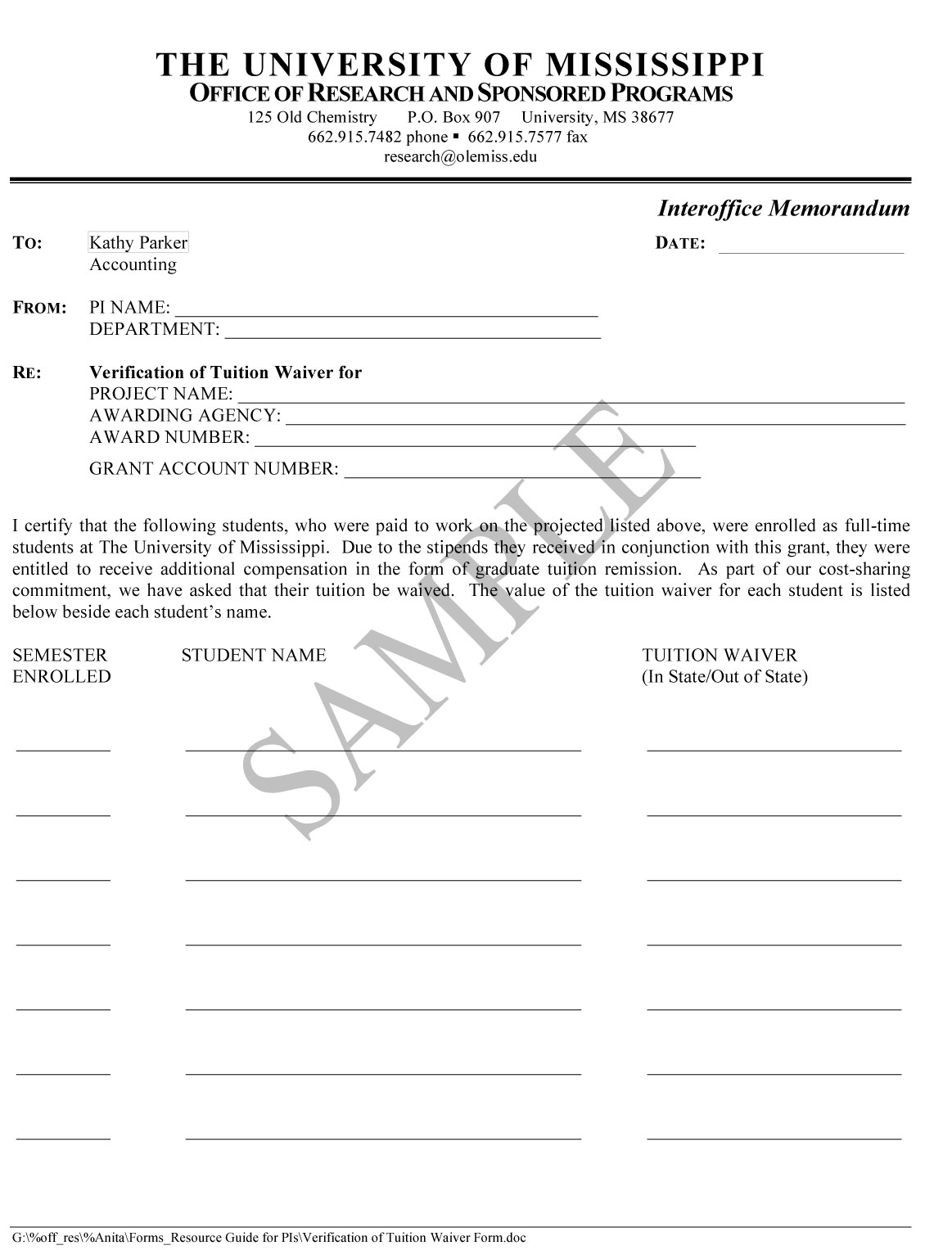 Doc.#728943: Waiver Template – Printable Sample Liability Waiver ...